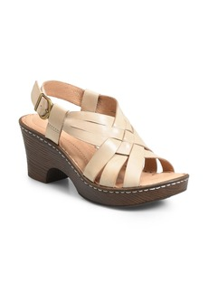 Born Børn Crevalle Platform Sandal (Women)
