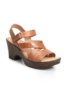 Born Børn Cubera Platform Sandal (Women)