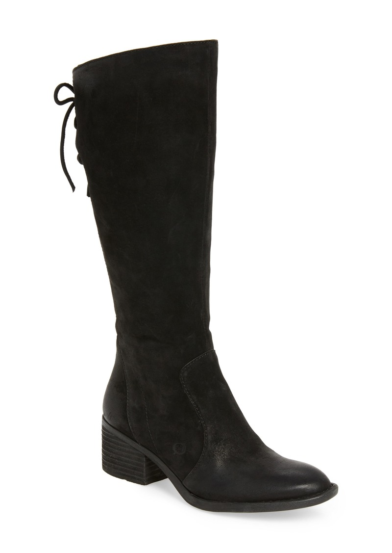 Born Børn Felicia Knee High Boot (Women)