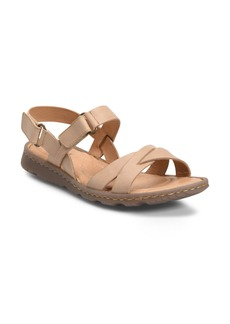 Born Børn Jemez Cross Strap Sandal (Women)
