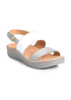 available shopping outlet store Born Børn Orbit Platform Wedge Sandal (Women) | Shoes