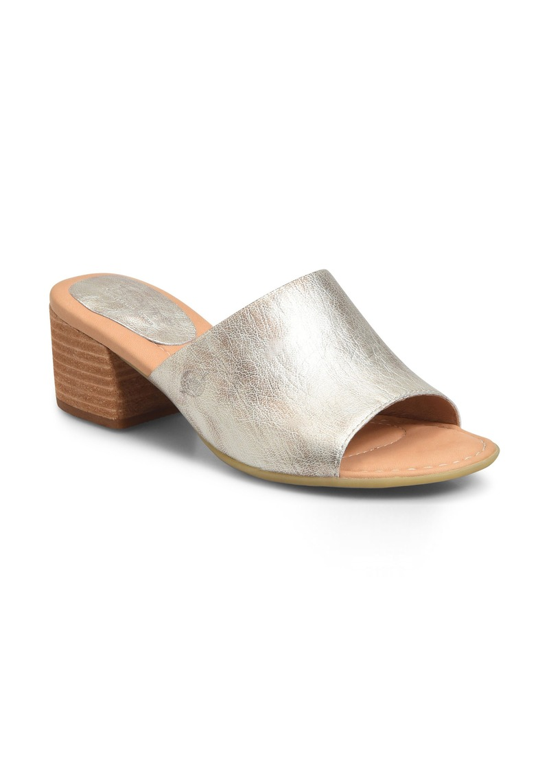 2c242789c315 Born Børn Opal Mule Sandal (Women)
