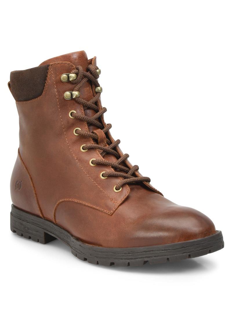 Born Børn Pike Waterproof Lace-Up Boot (Men)