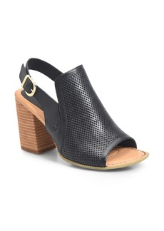 Born Børn Sutra Perforated Sandal (Women)