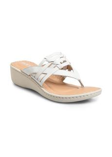 Born Børn Tansey Wedge Sandal (Women)