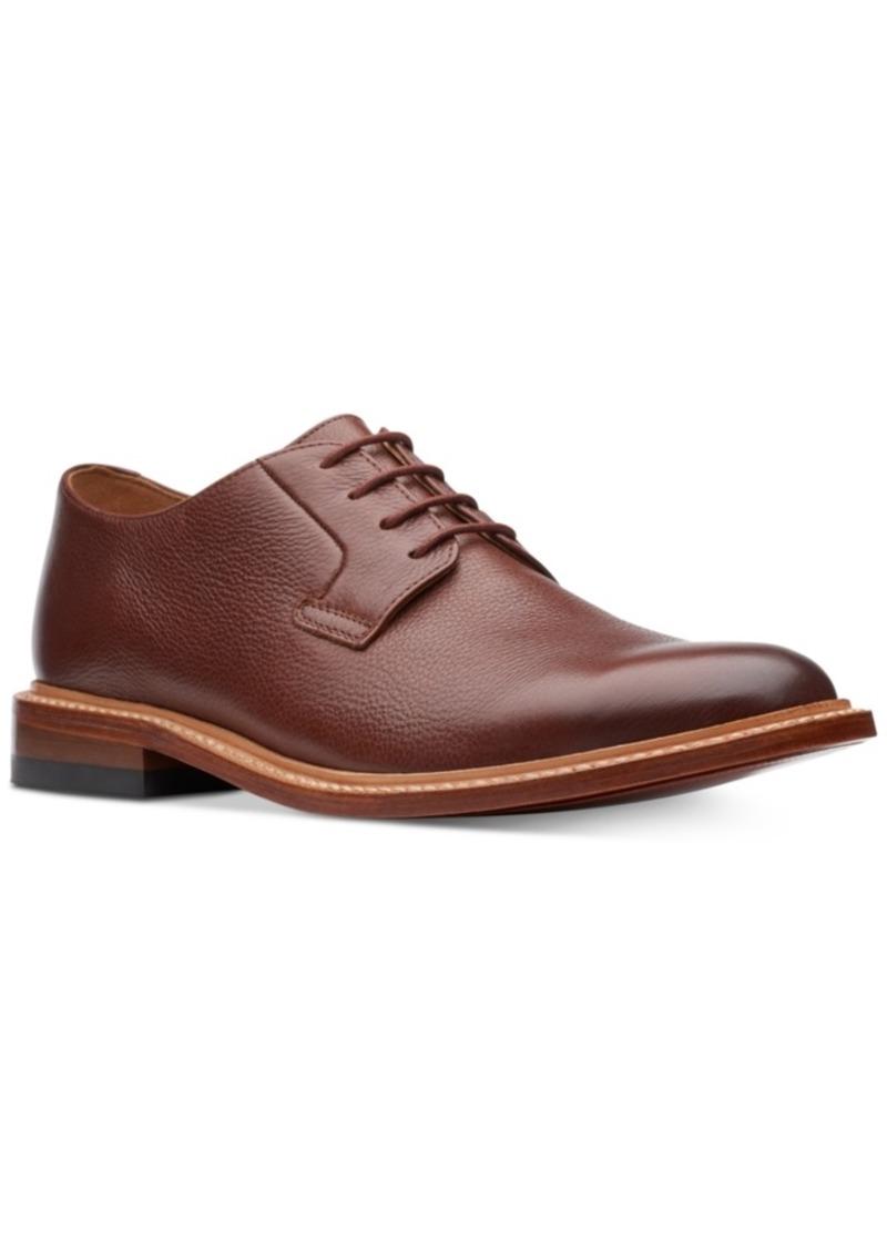 Bostonian Men's Soft 16 Lace Plain-Toe Dress Oxfords Men's Shoes