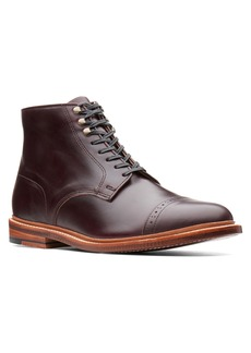 Bostonian No16 Cap Toe Lace-Up Boot (Men)