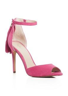 Botkier Anna Ankle Strap High Heel Sandals