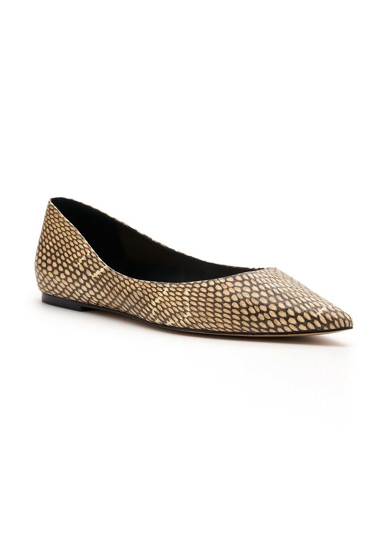 Botkier Annika Pointy Toe Flat (Women)