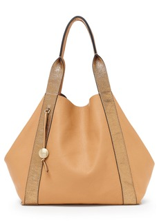 Botkier Baily Reversible Calfskin Leather Tote