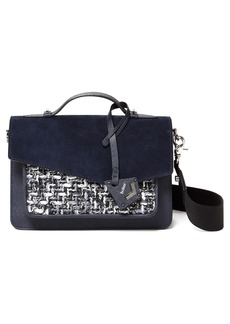 Botkier Cobble Hill Calfskin Leather Crossbody Bag