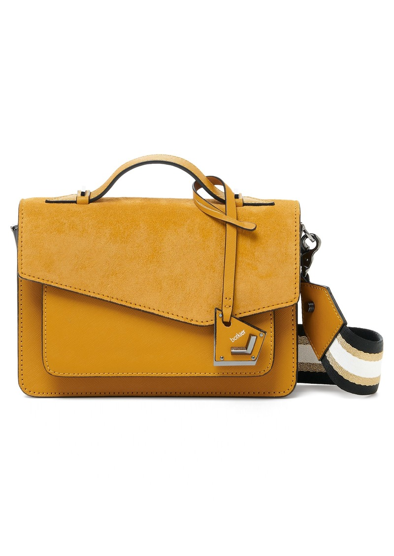 4c7206369d4a On Sale today! Botkier Botkier Cobble Hill Calfskin Leather ...