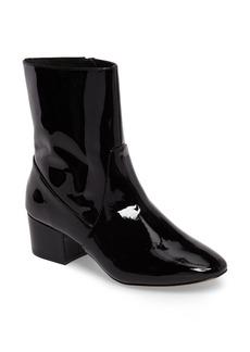 Botkier Gable Patent Block Heel Bootie (Women)
