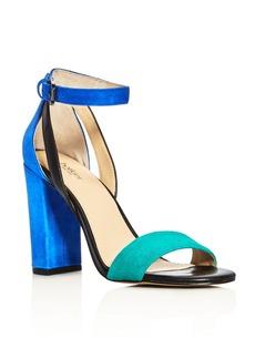 Botkier Gianna Ankle Strap High Heel Sandals