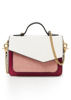Botkier Mini Cobble Hill Calfskin Leather Crossbody Bag