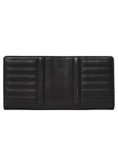 Botkier Moto Leather Continental Wallet
