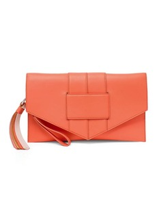 Botkier New York Chelsea Leather Convertible Wristlet