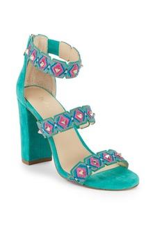 Botkier Gigi Studded Suede Sandals