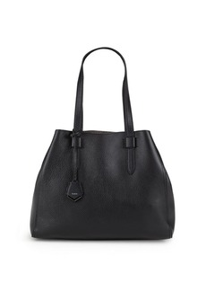 Botkier Two-Piece Thompson Leather Tote and Removable Wallet Set