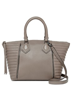 Botkier Small Leather Moto Satchel