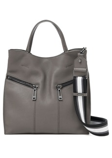 Botkier Trigger Pebbled Leather Satchel