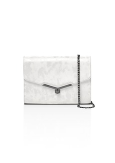 Botkier Valentina Leather Clutch