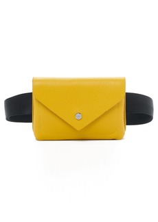 Botkier Vivi Calfskin Leather Belt Bag