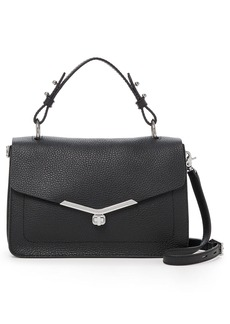 Botkier Vivi Calfskin Leather Satchel