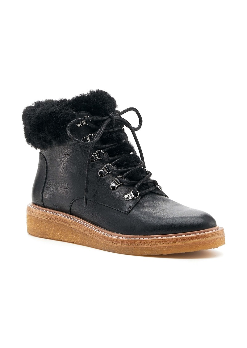 Botkier Winter Faux Fur Trim Boot (Women)