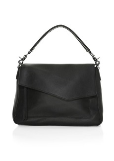 Botkier Cobble Hill Leather Shoulder Bag