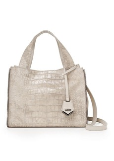 Botkier Fulton Croco Leather Tote