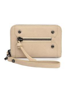 Botkier Logan Small Leather Zip Wallet