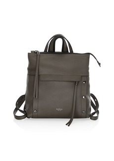 Botkier Noho Small Pebbled Leather Backpack