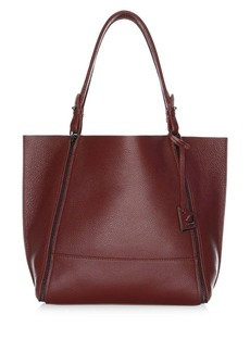 Botkier Soho Big Zip Leather Tote