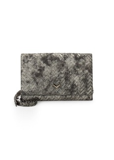 Botkier Soho Leather Convertible Clutch
