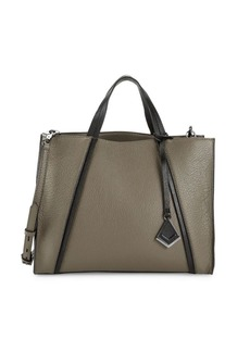 Botkier Trinity Leather Convertible Tote