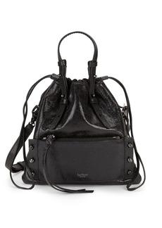 Botkier Warren Patent Leather Bucket Bag