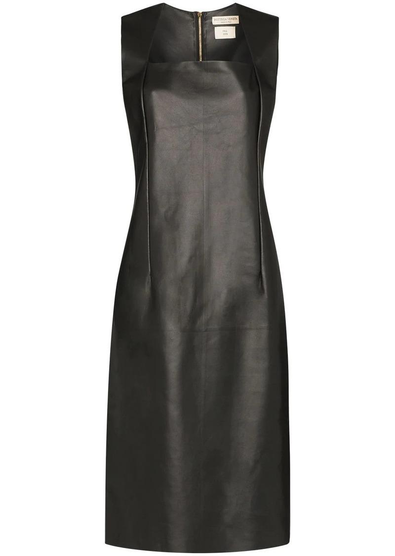 Bottega Veneta fitted dress