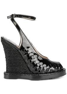 Bottega Veneta ankle length sandals