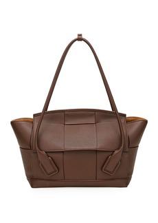 Bottega Veneta Arco 48 Medium French Calf Top-Handle Bag