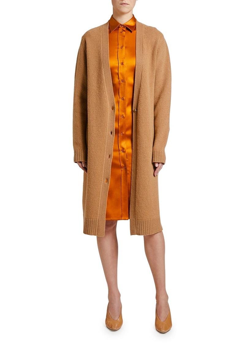Bottega Veneta Asymmetric Sweater Dress