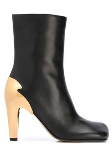 Bottega Veneta Bloc ankle boots