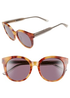 Bottega Veneta 52mm Sunglasses