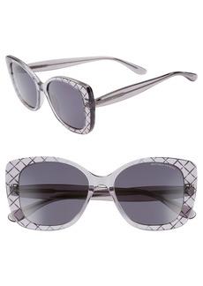 7718bbb741ef1 Bottega Veneta 53mm Cat Eye Sunglasses