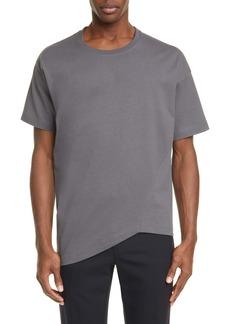 Bottega Veneta Asymmetrical Oversize T-Shirt