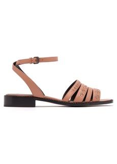 Bottega Veneta Ayer-woven leather sandals