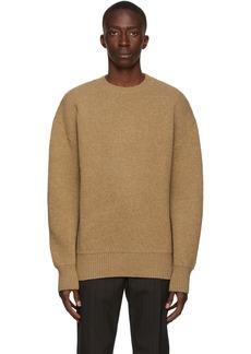 Bottega Veneta Beige Wool Sweater