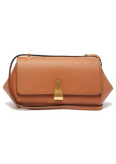Bottega Veneta BV Angle grained-leather shoulder bag
