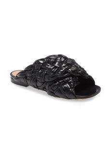 Bottega Veneta BV Board Padded Slide Sandal (Women)