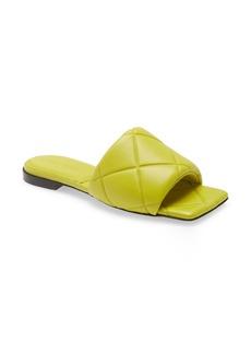 Bottega Veneta BV Lido Padded Slide Sandal (Women)